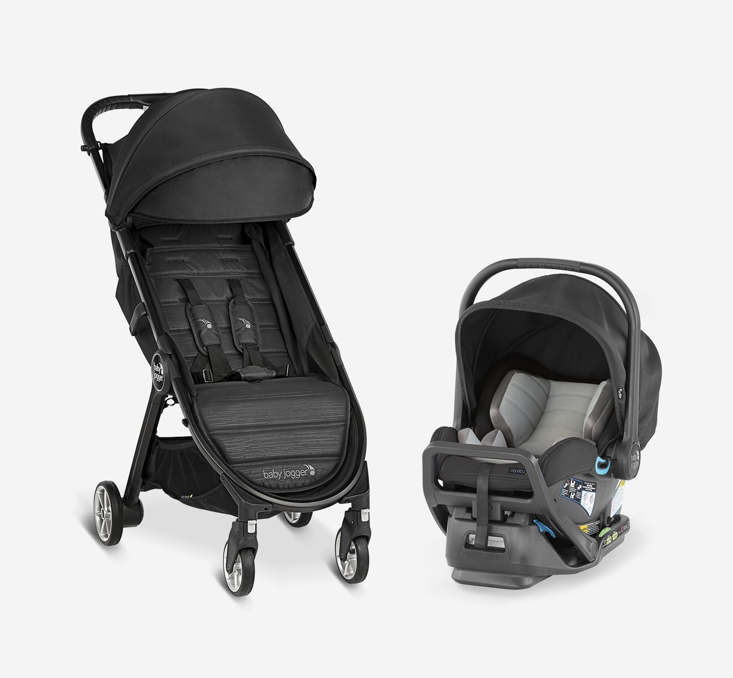 city tour 2 stroller and car seat