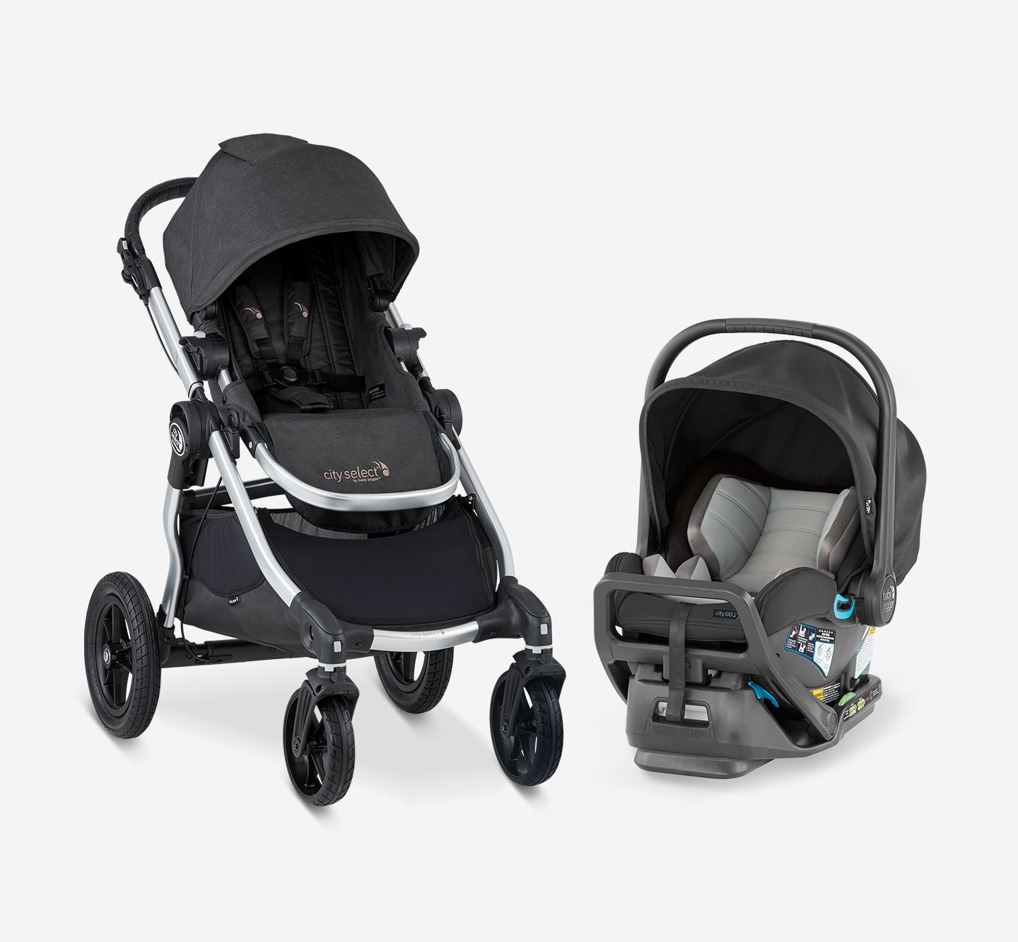 city select stroller and car seat