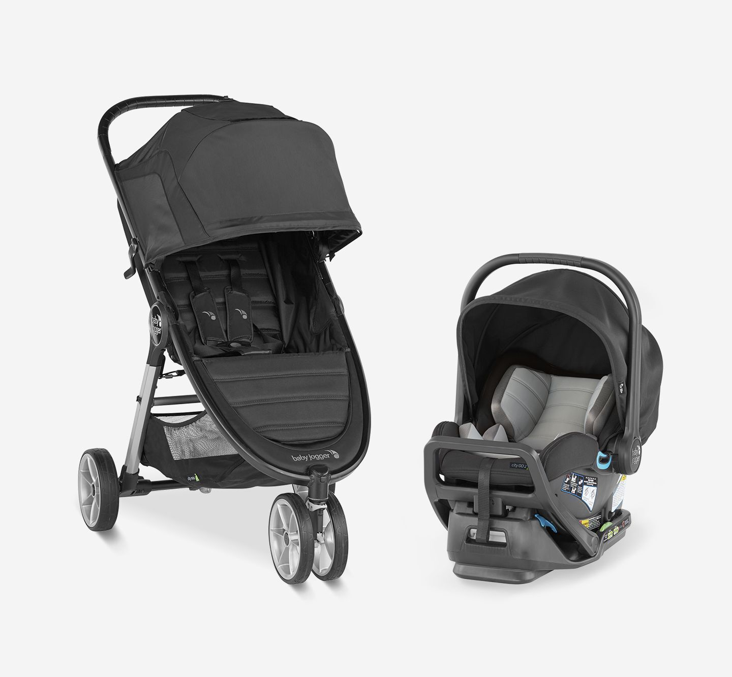 city mini 2 stroller and car seat